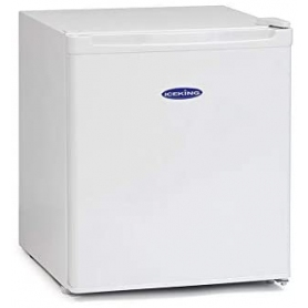 Iceking TT46AP2 Table Top Mini Fridge with Ice Box
