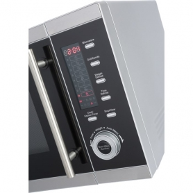 Belling FM2590G 25L 900W Freestanding Microwave With Grill in Stainless Steel  - 2