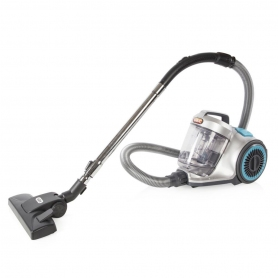 Vax VRS2041 VX3 Pet Cylinder Vacuum Cleaner, Cyclonic Technology - Silver - 1