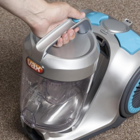 Vax VRS2041 VX3 Pet Cylinder Vacuum Cleaner, Cyclonic Technology - Silver - 3