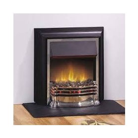 Dimplex Detroit DTT20 Freestanding fire with Optiflame effect