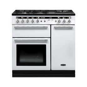 EX-DISPLAY Rangemaster Hi-LITE 90 Dual Fuel Range Cooker